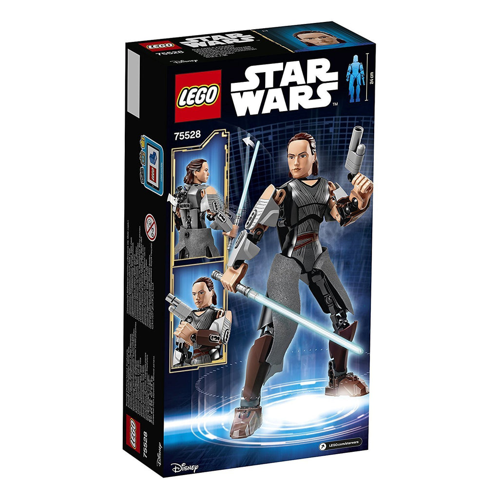 Lego Star Wars  the last Jedi Rey