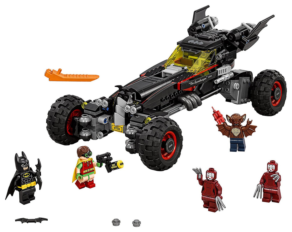 Lego The Batman Movie The Batmobile