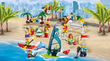 Lego City People Pack - Fun at the Beach