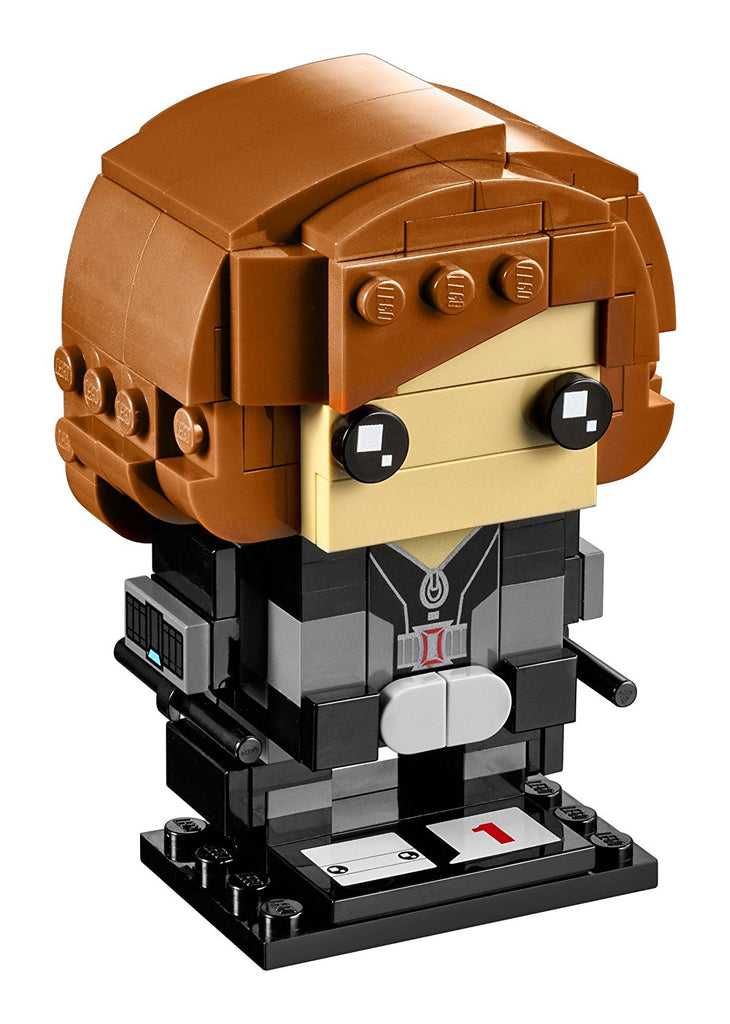 Lego Brick Headz Black Widow