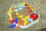 Bumper Sand Moulds - 40 Pack