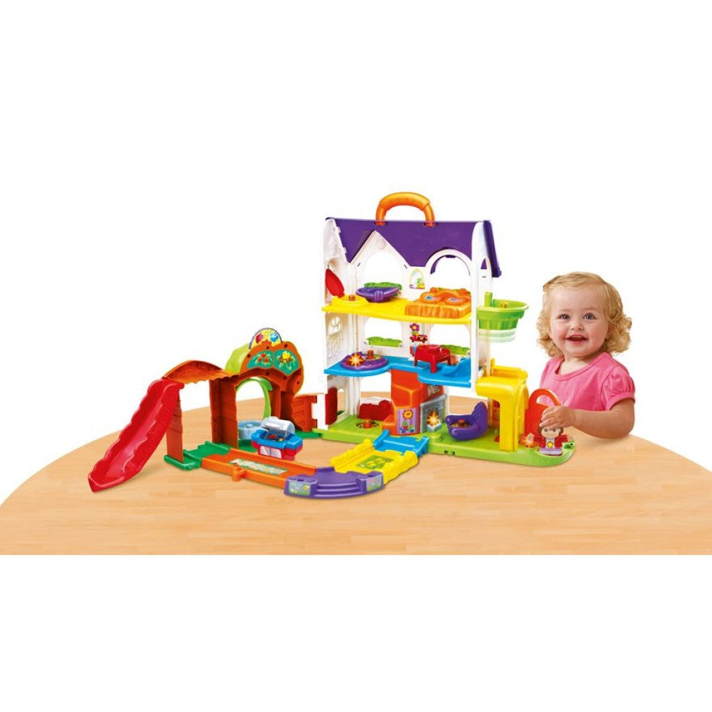 Vtech Toot Toot Busy Sounds Discovery House