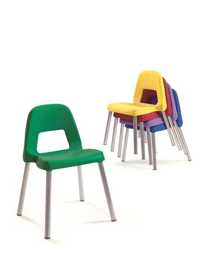 Lightweight Chairs H. 34cm