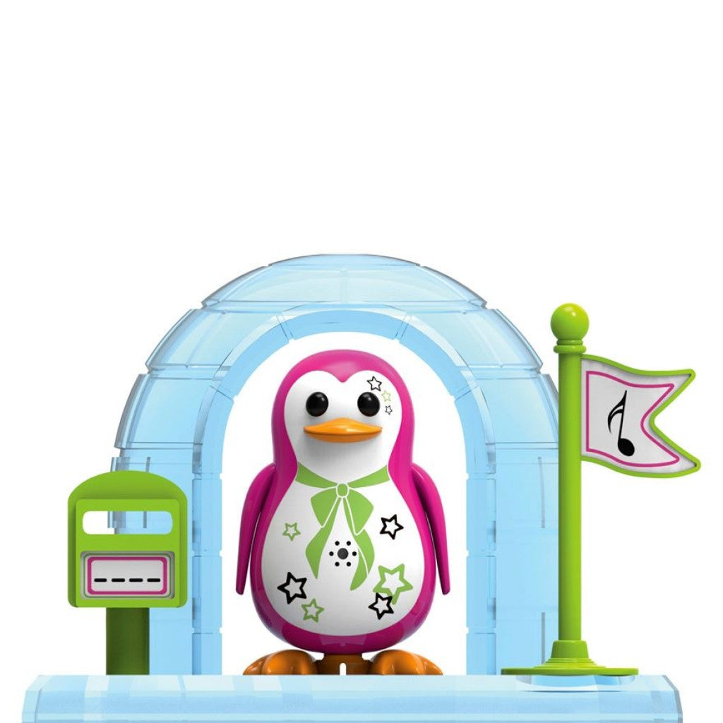 Digipenguins Igloo Playset