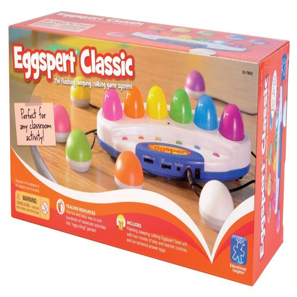 Learning Resources Eggspert Classic
