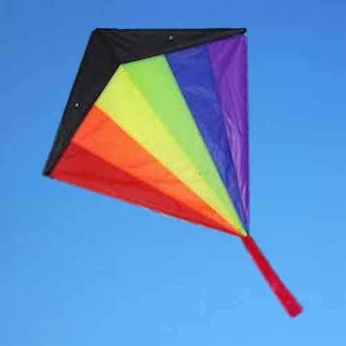 Nylon Diamond Kite