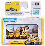 Minions Movie Micro Minion Playset
