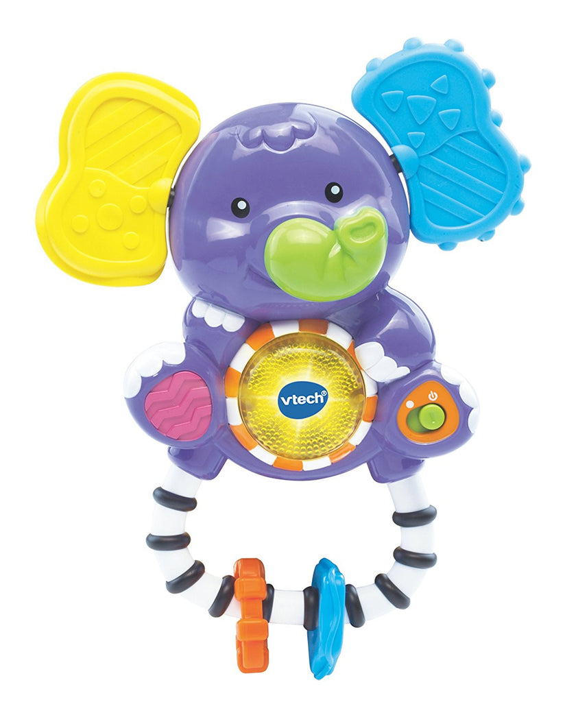 Vtech Baby Shake and Sing Elephant Rattle Toy