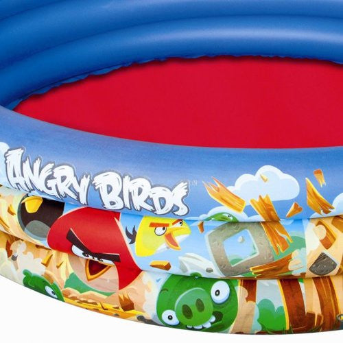 Inflatable Swimming Paddling Play Pool 3 Ring