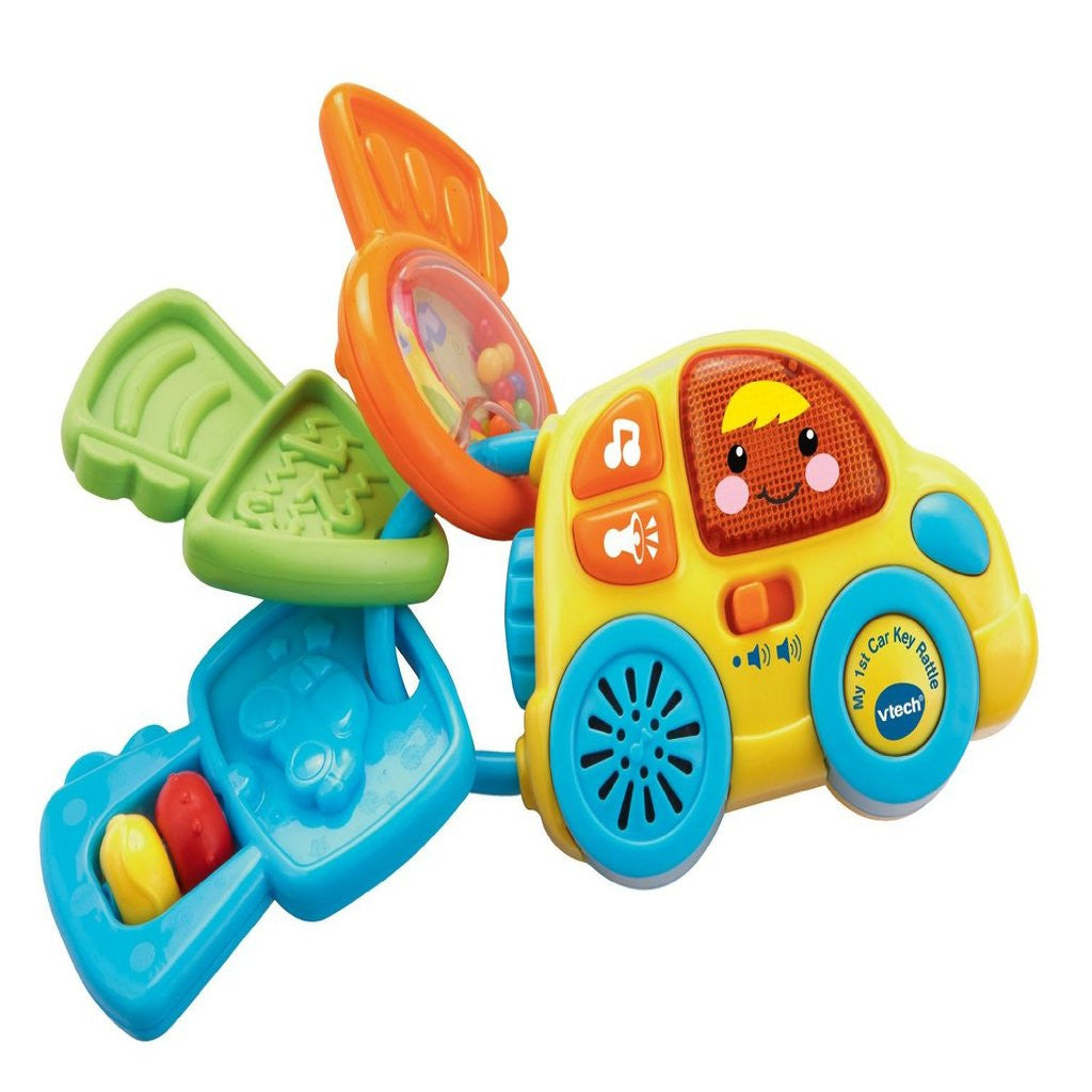 Vtech Baby My First Car Key Rattle