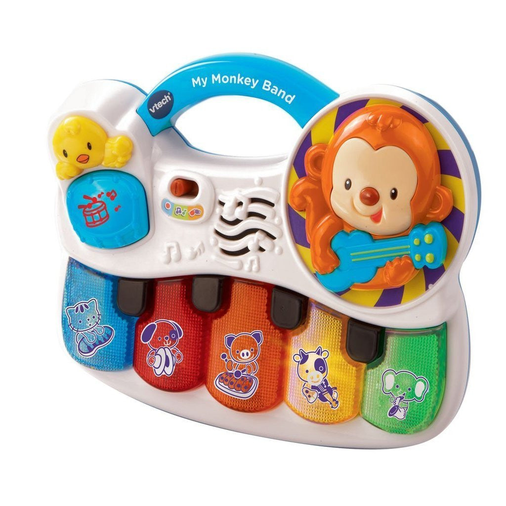 VTech Baby My Monkey Band