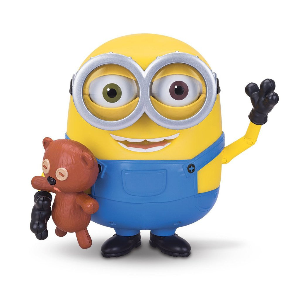Minion Bob Talking Action Figure with Accessory