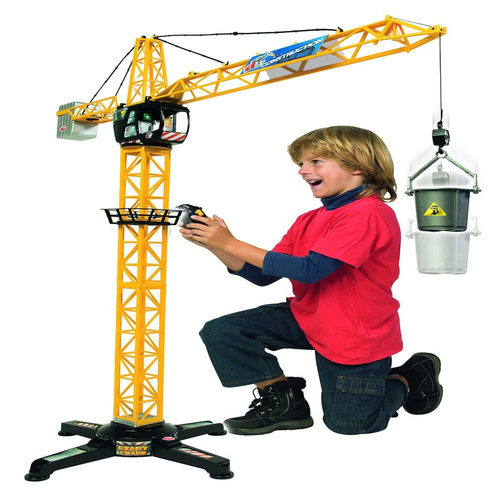 Remote Controlled Giant Crane