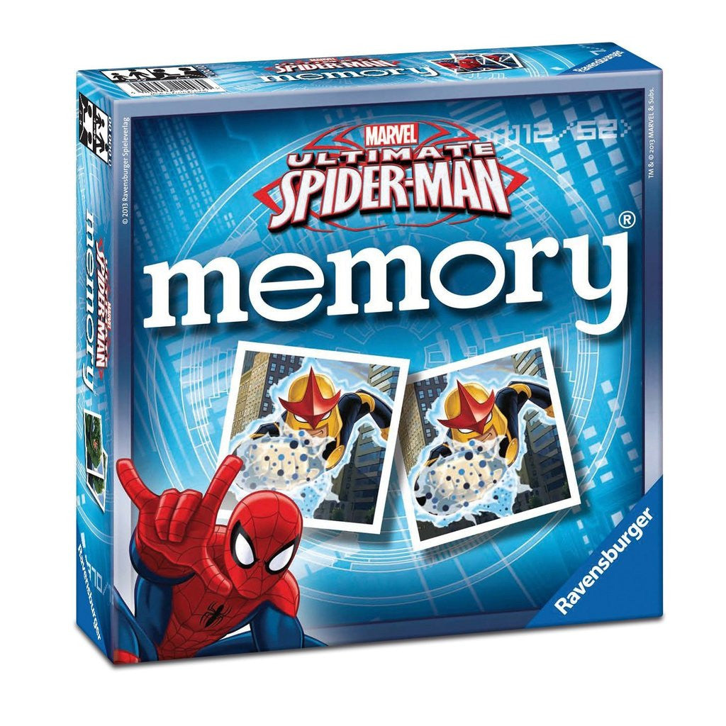Ravensburger Ultimate Spiderman Mini Memory