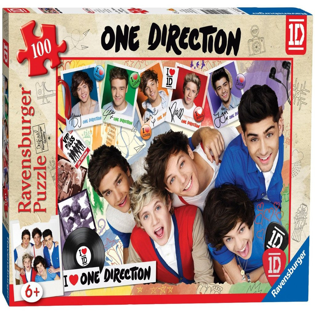 Ravensburger One Direction XXL