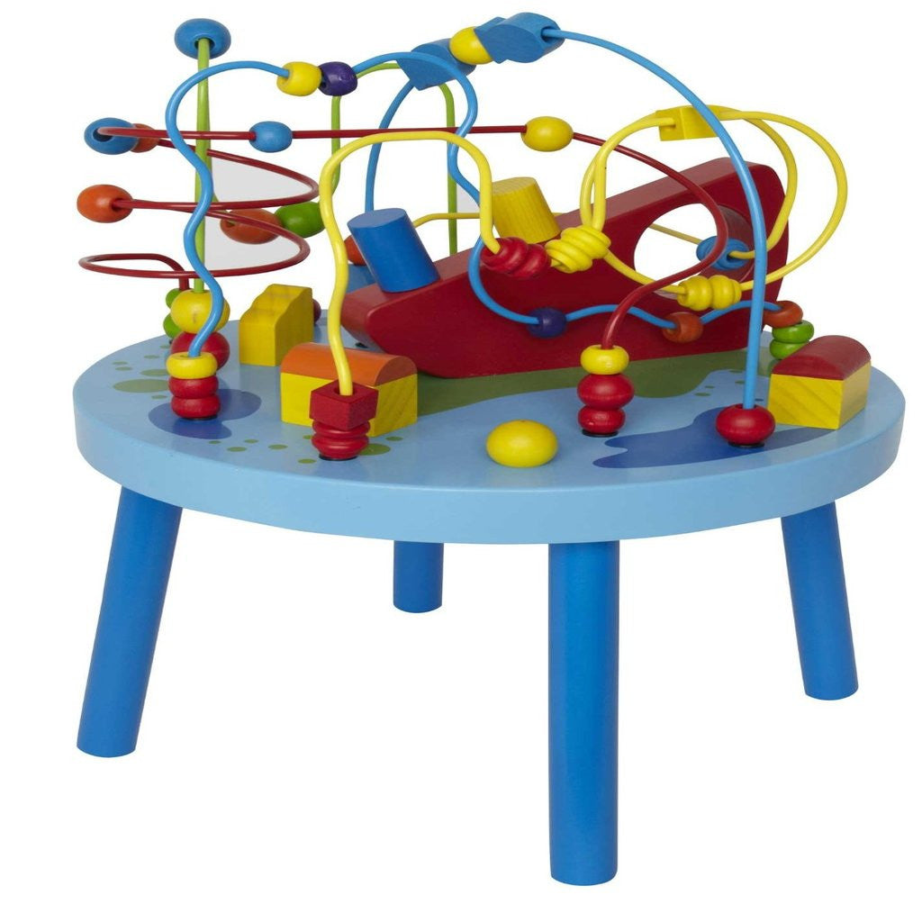 Ocean Adventure Knee High Table