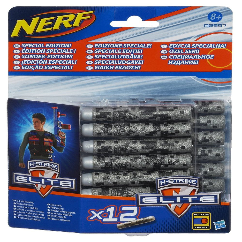 Nerf Special Edition Dart 12 Pack