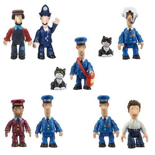 Postman Pat 2 Figure Pack Assortment