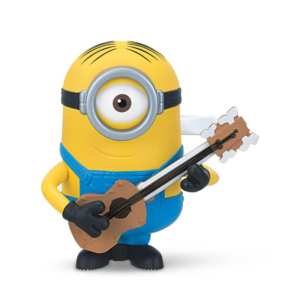 Minions Movie - Wind Up Guitar Strumming Stuart Minion