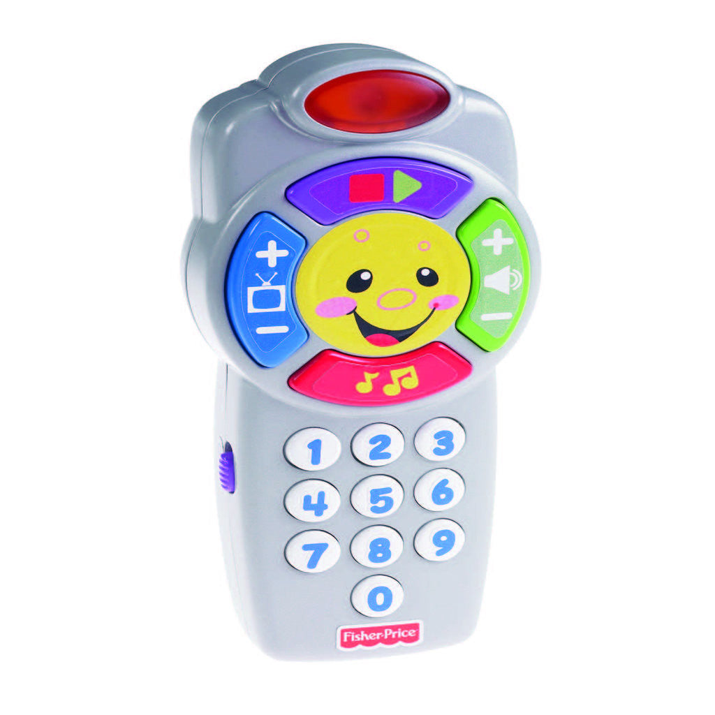Fisher Price Click N Learn Remote
