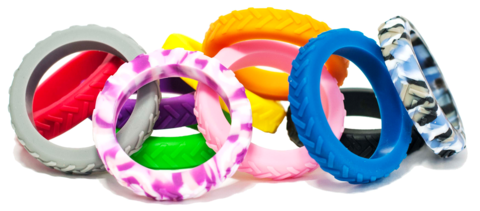 Adult Tread Bangles