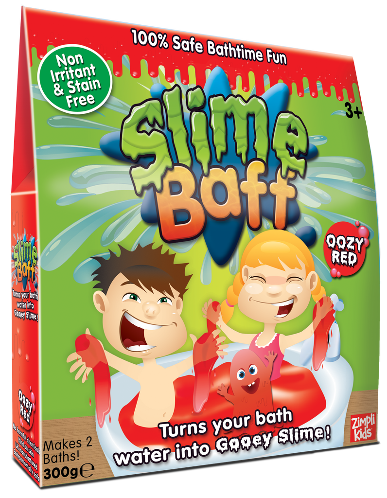 Slime Baff - Red