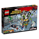 Lego Marvel Super Heroes Spider-Man, Doc Ock's Tentacle Trap