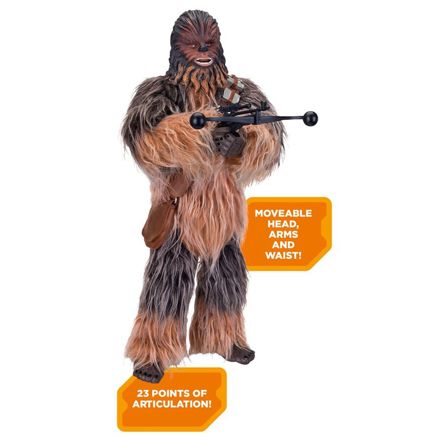 Star Wars Interactive Chewbacca