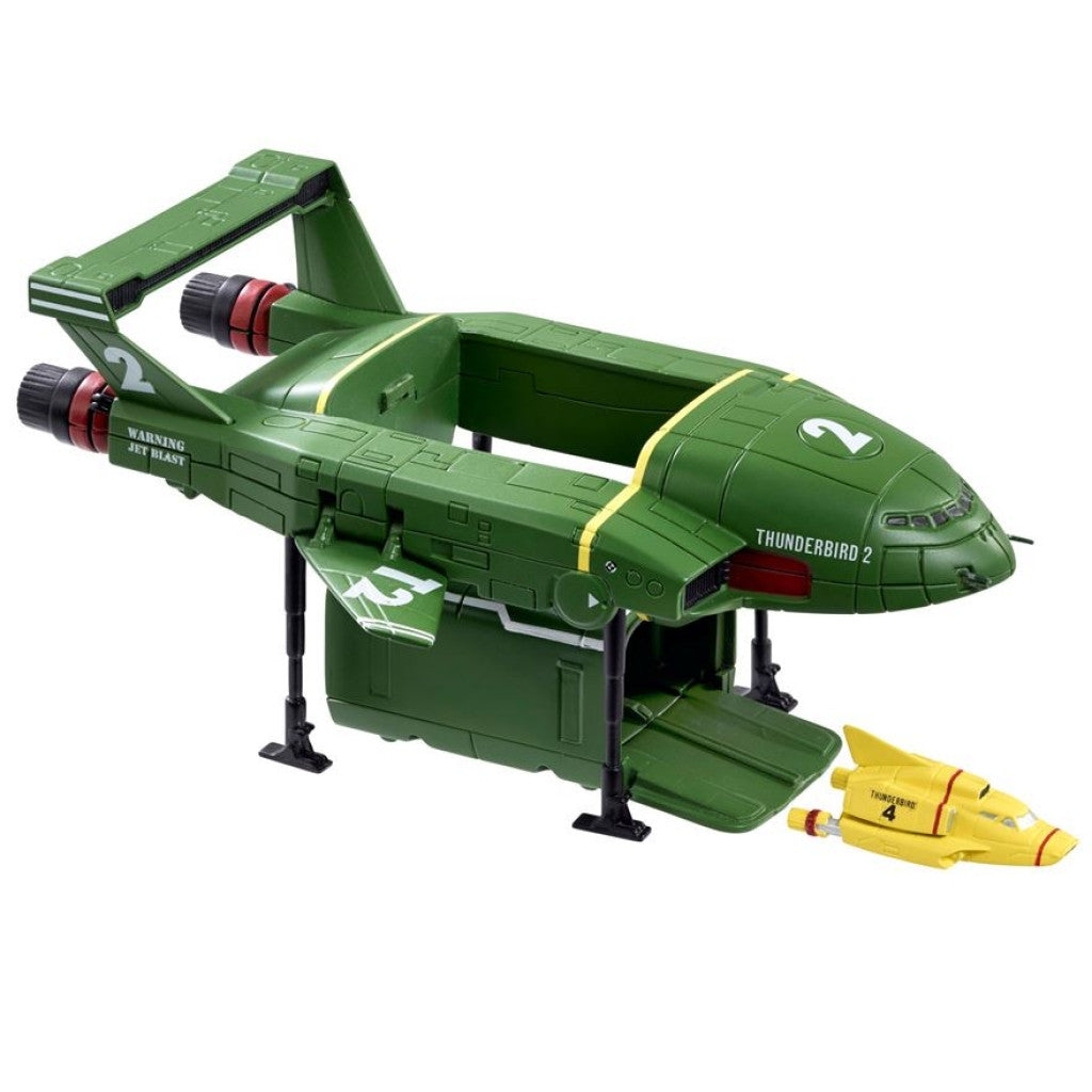 Supersize Thunderbird 2 +Thunderbird 4