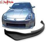 Nissan 350Z Nismo Style Front Lip and Window Louvers - JapStyle.org