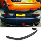 MX5 MK1 OEM / R-Package Style Rear Lip - JapStyle.org