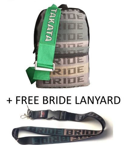 Bride / Takata Style Bag Backpack - NEW STYLE