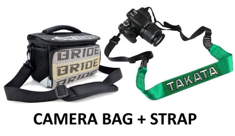 Bride Camera Bag + Takata Strap - JapStyle.org