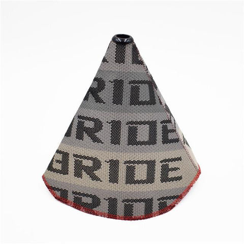 Bride Grey Universal Gear Shift Boot Gaiter - JapStyle.org