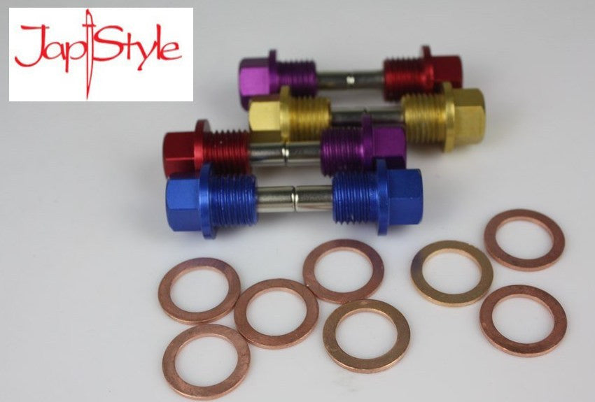 Magnetic Sump Plug - JapStyle.org