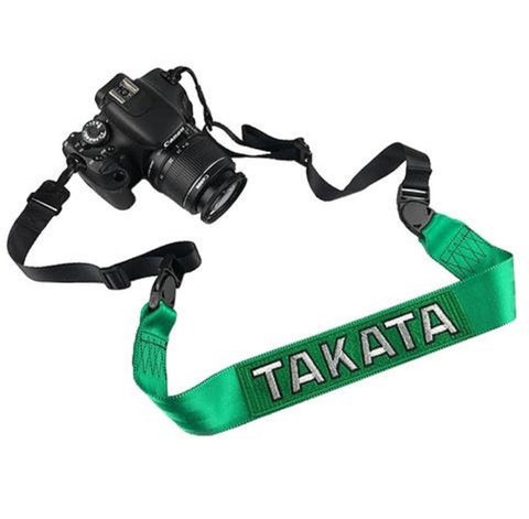 Takata Style Camera Strap - JapStyle.org