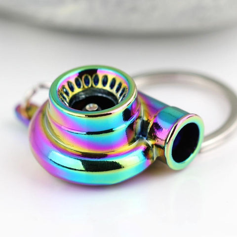 Turbo Keyring Neo Chrome – JapStyle.org