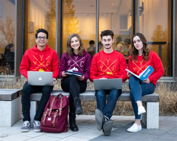 University of Calgary goes LOCAL