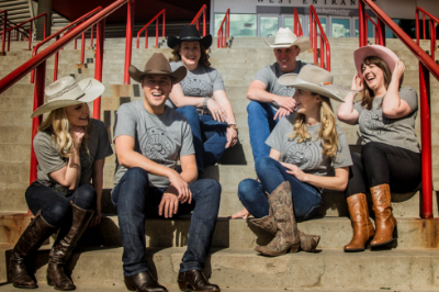 The Calgary Stampede's Next Generation Committee is wrangling up community spirit