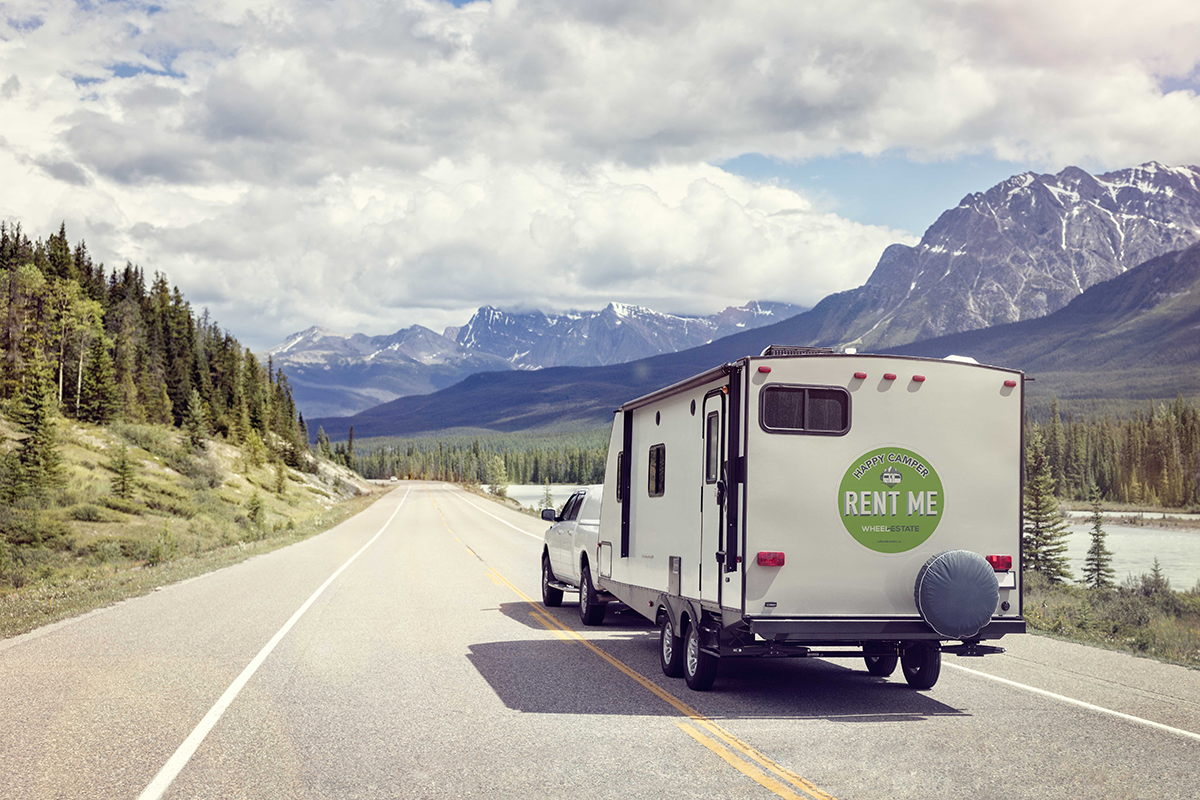 The AirBNB of RVs: Wheel Estate