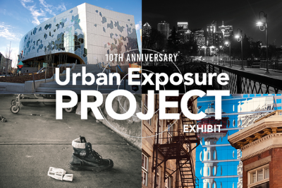 The Urban Exposure Project, presented by Gen Next, a United Way of Calgary and Area initative