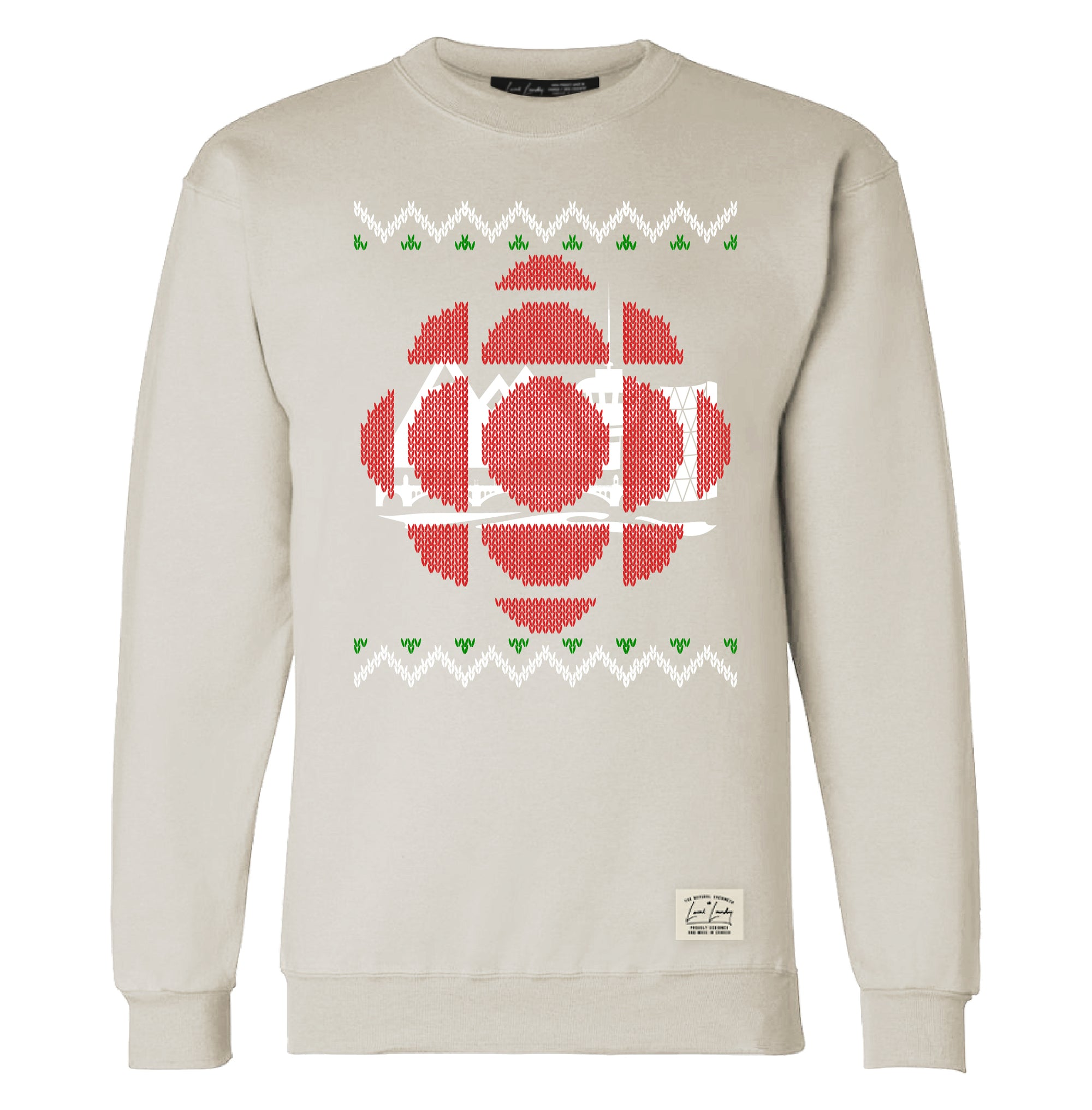 CBC Holiday Natural Bamboo Sweater 🇨🇦 - Local Laundry