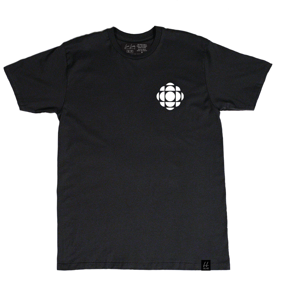 Bamboo Cotton Alberta CBC T-Shirt 🇨🇦 - Local Laundry