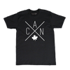 Made in Canada - CAN T-Shirt - Unisex - Black