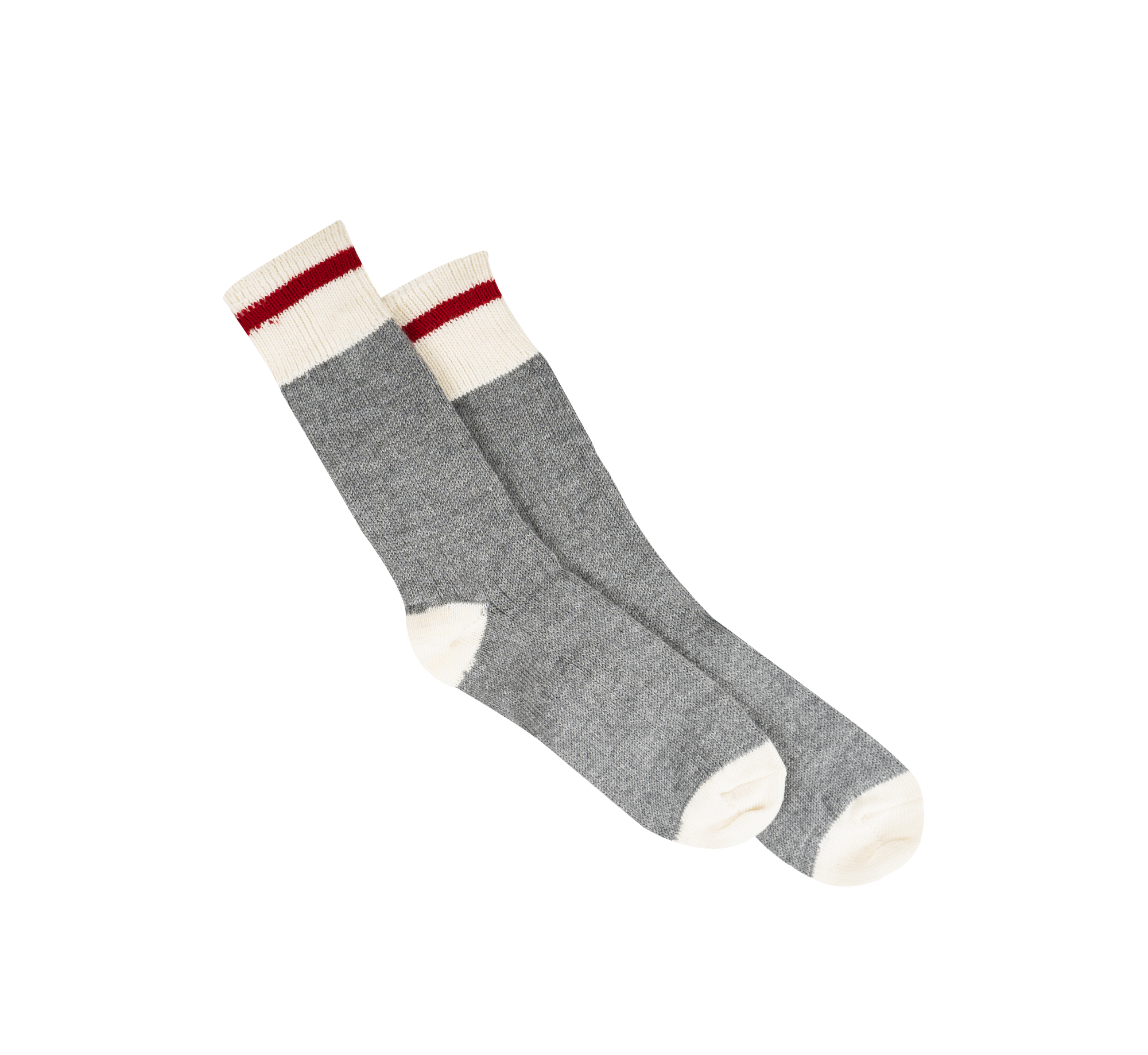 The Made in Canada Giving Socks - Red Stripe 🇨🇦 - Local Laundry
