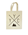 Made in Canada - YYC Tote Bag - Local Laundry