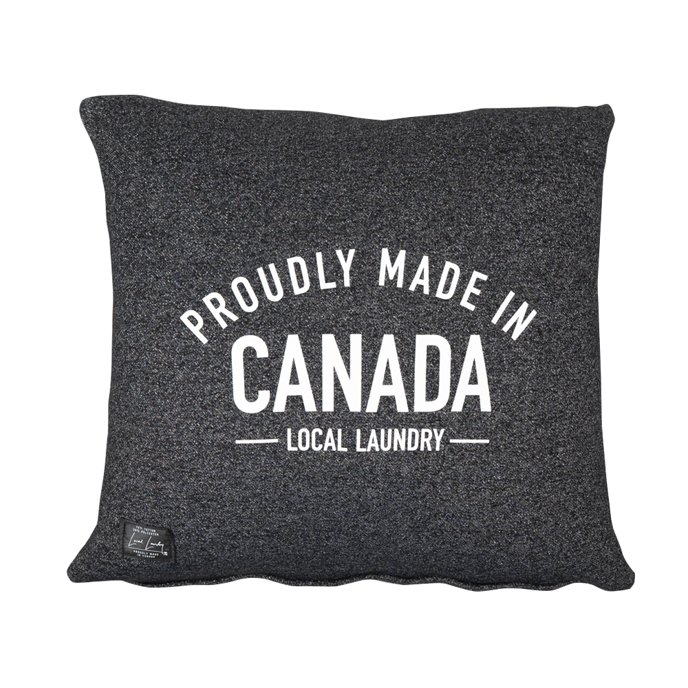 YYC Pillow 🇨🇦 - Local Laundry