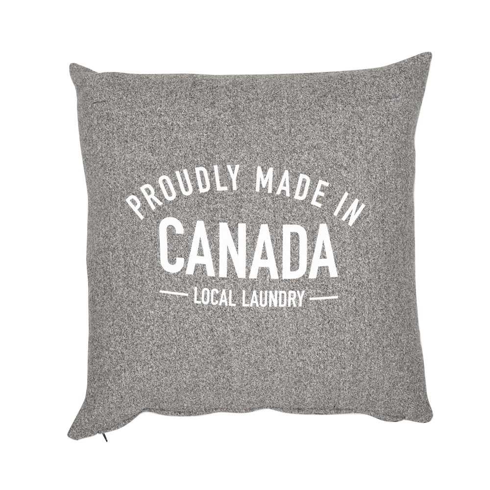 CAN Pillow  🇨🇦 - Local Laundry