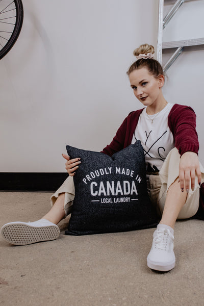Made in Canada - YYC Pillow
