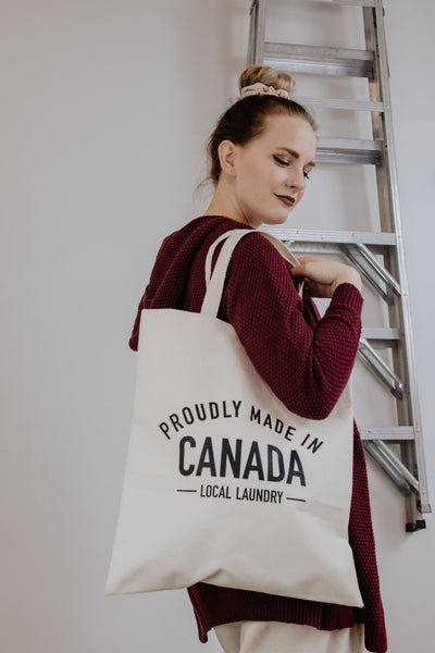 Made in Canada - YYC Tote Bag